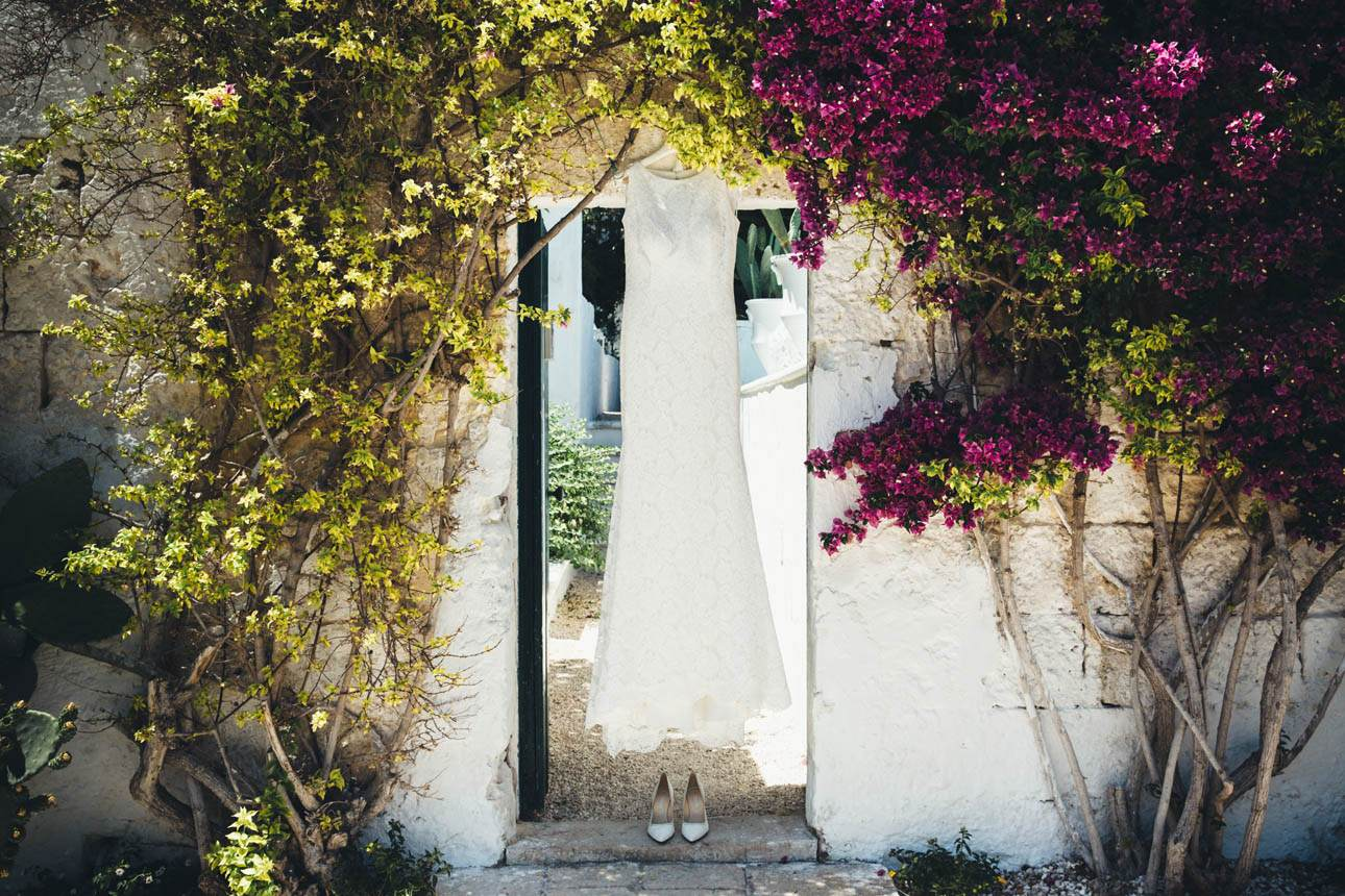 Destination Wedding Chapter I: Apulia